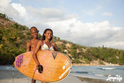 Surf Haiti, Kabic Beach, Haiti